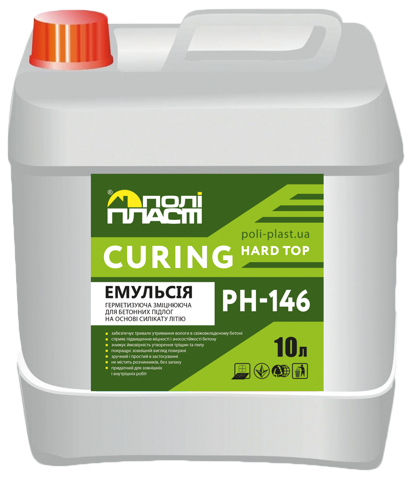 CURING HARD TOP PH-146